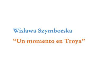 Un momento en Troya